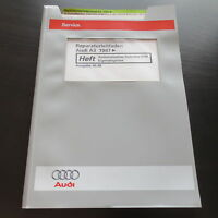 Werkstatthandbuch Audi A3 8L ab 1997 Automatik Getriebe 01M Eigendiagnose