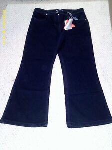 Petite Indigo Jeans sud Nwt Cut da 10 taglia Boot frwxnXqAzr