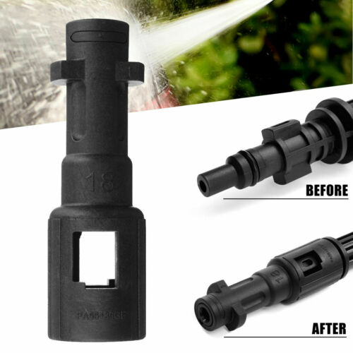 Pressure Washer Trigger Connect Adapter For Lavor Parkside VAX Lance To Karcher