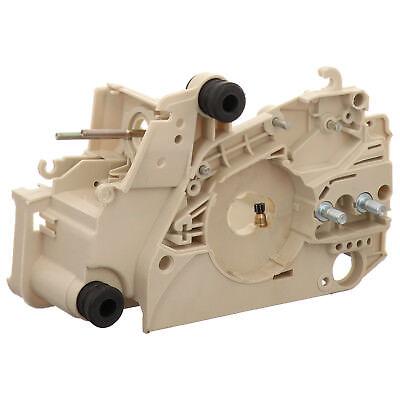 Gehäuse mit Ölpumpe Motorgehäuse Vibrationsdämpfer passend für Stihl MS 180
