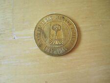 "Saskatchewan, Canada Diamond Jubilee Medal, 1905-1965, 1-3/16"" Od"