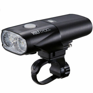 CATEYE-VOLT-Cycling-Bicycle-Head-Light-USB-Rechargeable-Waterproof-Front-Light