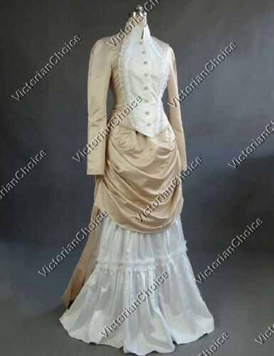 Victorian Plus Size Dresses Clothing Costumes