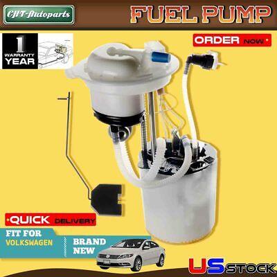 Fuel Pump Module Assembly for Volkswagen Passat 2006-2014 CC 2009-2014  E8738M