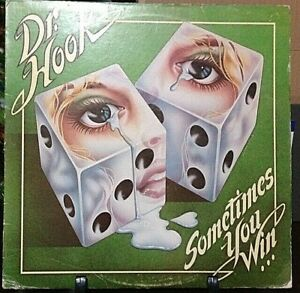 DR. HOOK Sometimes You Win Album Released 1979 Record Vinyl Collection USA