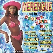 Img del prodotto Merengue Y Salsa-bachata Y Reggae Von Various | Cd | Zustand Gut