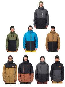 da da uomo da uomo Ski Giacca Jacket sci Giacca New invernale Horsefeathers OFYpqw7qB
