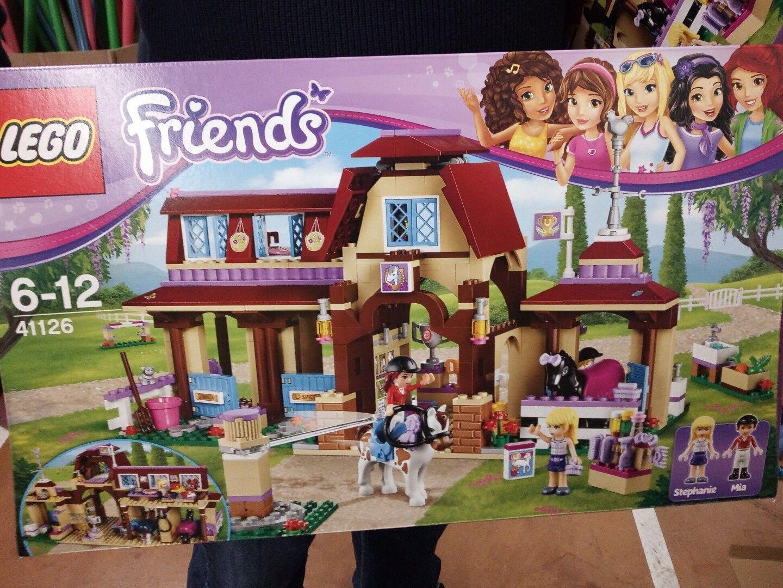 LEGO 41126 FRIENDS LE CENTRE D'EQUITATION