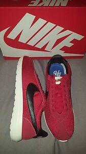 Rouge Nouveau Noir Nike Chaussures Roshe Voile Off White 844266 Nous Ld 1000 Hommes 9 601 nmN80w