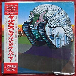Emerson-Lake-amp-Palmer-ELP-Tarkus-CD-20bit-K2-Supercoding-VICP-62115-New