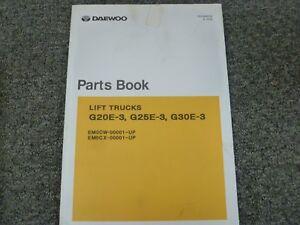 daewoo g25e manual