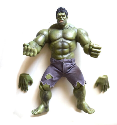 Marvel Diamond Select Incredible Hulk Action Figure Loose