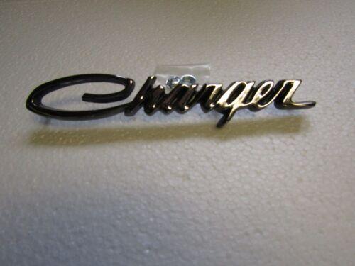 Mopar 69 Charger 500 Grille Emblem NEW