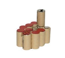 Bateria adecuado Kress 132 ABS 13,2v 2,0ah NiMH incluso instalación
