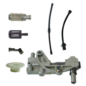 Fuel Filter/&Fuel Line/&Oil Hose Pipe Fits 4500 5200 Chinese Chainsaw