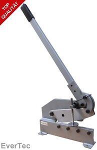 Handhebelschere-HS10-250mm-Hebelschere-Blechschere-Schlagschere-Blech-Metall