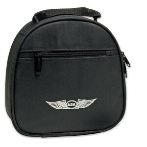Image Is Loading Asa Hs 1a Single Aviation Headset Bag Asabaghs1a
