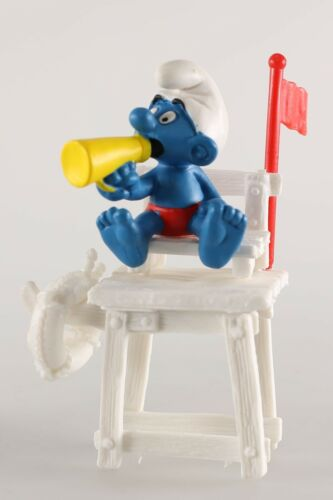 SUPER SCHTROUMPF Smurf Pitufo Pitufo Schlumpfe Figurines SCHLEICH à 5.95€
