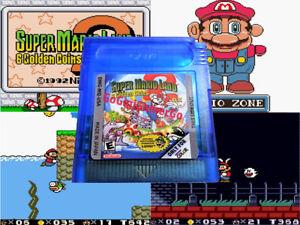 Super-Mario-Land-2-DX-v1-81-Cartouche-Full-Color-Nintendo-Game-Boy-GBC-Deluxe