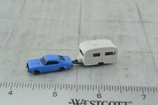 Camping Caravan Chevy Malibu Open RV WIKING 1//160 N Scale Plastic Miniature
