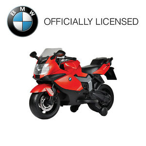 Image Is Loading Children 039 S Bmw Motorcycle Kids Ride On