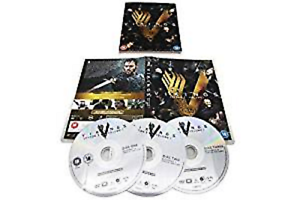 VIKINGS-COMPLETE-SERIES-5-DVD-Fifth-5th-Season-Five-Original-UK-Rel-NEW-Volume-1