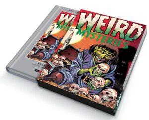 Weird-Mysteries-Vol-2-HC-Slipcase-Pre-Code-Classics-PS-Artbooks-2014-OOP