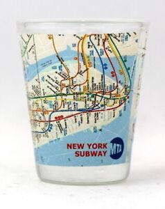 NEW-YORK-CITY-SUBWAY-MAP-SHOT-GLASS-SHOTGLASS