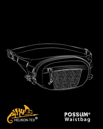 HELIKON TEX un Possum Waist Pack A-TACS IX étui Ceinture Sac