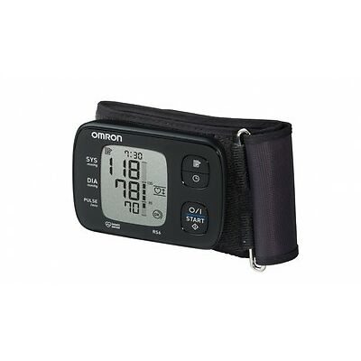 OMRON RS 6 - elegantes Handgelenk-Blutdruckmessgerät - neu & OVP v. med. Fachhd.