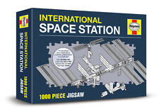 INTERNATIONAL SPACE STATION - HAYNES 1000 PIECE JIGSAW (New & sealed)