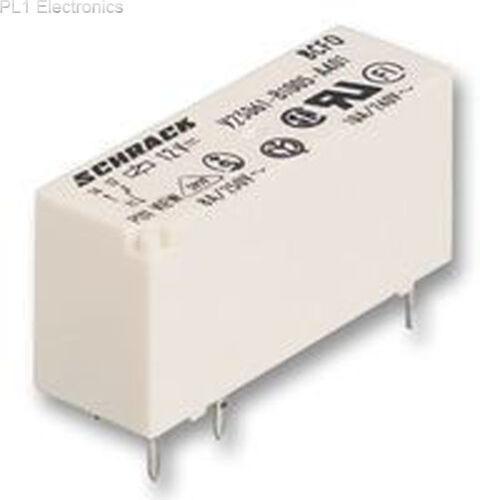 PCB SPCO 12VDC TE CONNECTIVITY // SCHRACK-v23061-b1005-a601 Relay