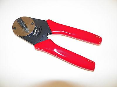 Caterpillar Deutsch D-Sub 4-Way Indent Crimp Tool-AWG 20-26 Harley RS232