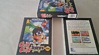 Chiki Chiki Boys Custom Sega Genesis Case (no Game)