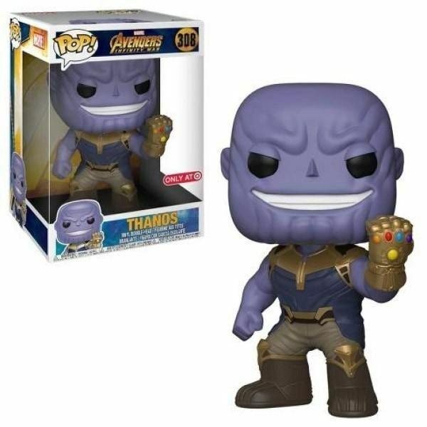 Marvel-Avengers Infinity War-Thanos - 10  pollici [308] - diverdeimentoko Pop Vinile  in linea