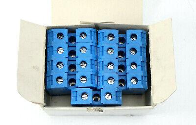 Clever 9 Stück Siemens 8wa1 011-1bm11 Einzelklemme | Durchgangsklemme | Neu In Ovp