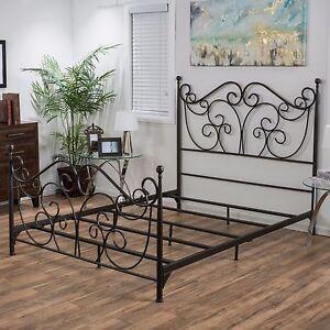 image is loading denise austin home horatio king size metal bed - Bed Frames Austin