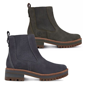 Timberland - Courmayeur Valley Chelsea Damen Boots Herbst Winter