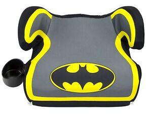 Image Is Loading KidsEmbrace Batman Booster Car Seat DC Comics Youth