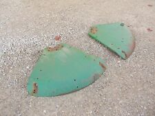 Oliver 77 88 Tractor Original Matched Set Of Clamshell Fenders