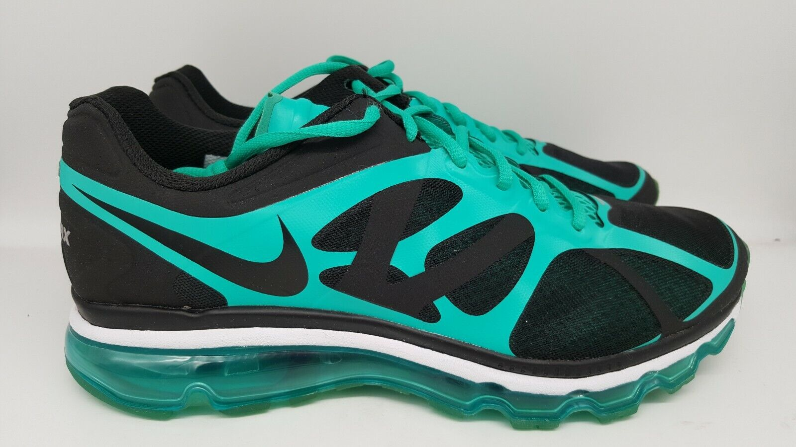 AIR MAX + 2012 487982 -004 Hommes Taille 10.5 - 12