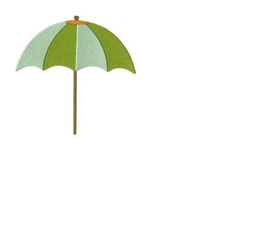 """Lifestyle Crafts DR-0336 /""""Umbrella/"""" 1 4x4  Cutting Die 2.7/""""x2.75/"""" NEW"""