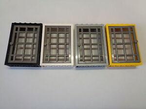 LEGO-Chateau-Castle-Porte-Cachot-Door-Dungeon-Gate-4071-4611-choose-color