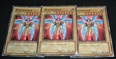 Yugioh Wingweaver PSV-096 NM//MINT 3X Common 1st Edition