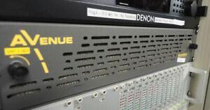 Avenue-6600-PS-1-Audio-Sistema-Control-Modulo-Incl-12x-Da-2x4-Card-039-s
