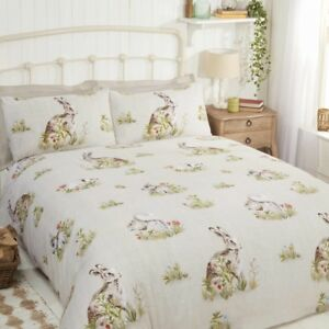 COUNTRY-BUMPKINS-Country-Companions-Animal-Printed-Duvet-Cover-Quilt-Cover-Set