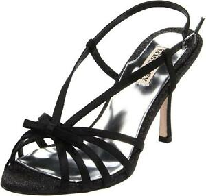 Badgley Mischka Wright BLACK Heels