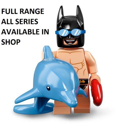 Lego maillot de bain Batman Lego Batman Movie Series 2 NEUF non ouvert FACTORY SEALED