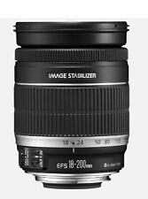 Canon EF-S 18-200mm 3.5-5.6 is del canon tienda nº 1