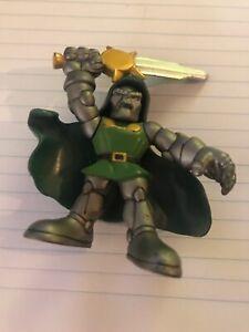 Sword Marvel Super Hero Squad COMPLETE Wave 18: REPTIL DOOM /& DR SHS Cartoon